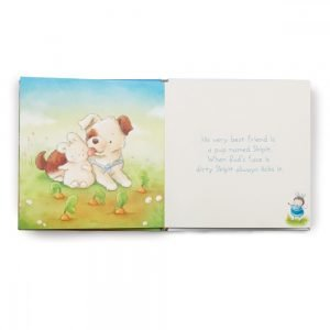 Bud And Skipit Story Book By Bunnies By The Bay