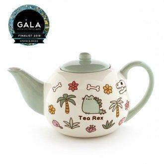Pusheen Tea-Rex Ceramic Tea Pot