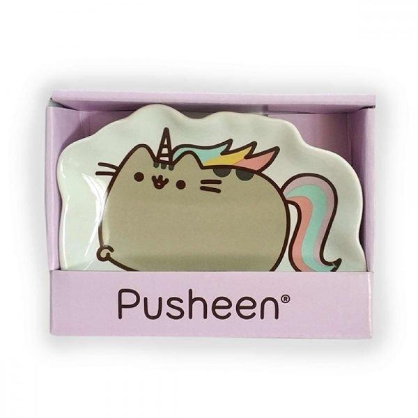 Pusheen Ceramic Dish Pusheenicorn