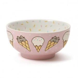 Pusheen Ceramic Ice Cream Bowl