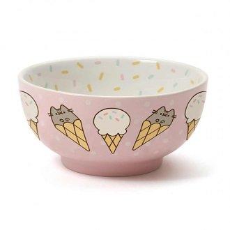 Pusheen Ceramic Ice Cream Bowl