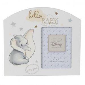 Classic Disney Dumbo Hello Baby Photo frame