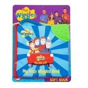 THE WIGGLES SOFT BOOK