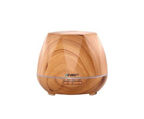Light Wood Ultrasonic Aroma Diffuser