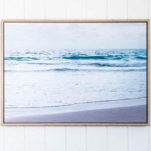 Coastal Beach Shore Tide