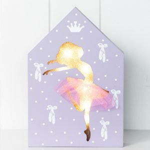 Bernadette Ballerina LED Light