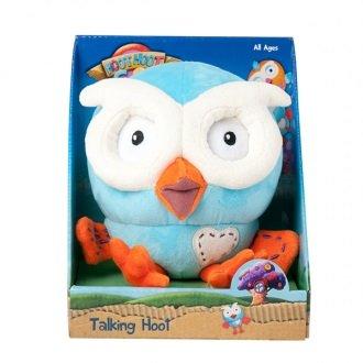 Talking Hoot Interactive Plush Toy
