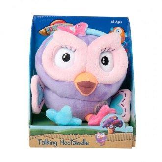 Talking Hootabelle Interactive Plush Toy