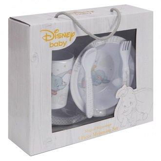 Melamine Dumbo Dinner Set