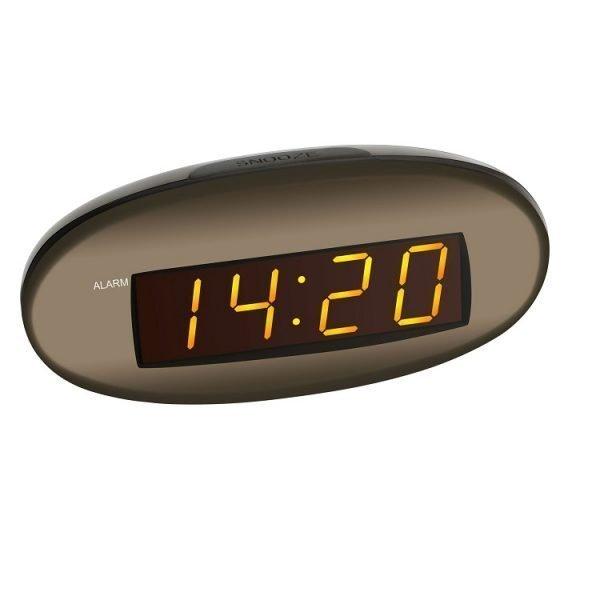 Digital Alarm Clock with Luminous Digits