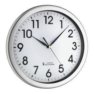 CORONA Radio-Controlled Wall Clock with Backlight
