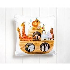 Noah's Ark Indoor Cushion