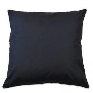 Monte Carlo Black Cushion Cover