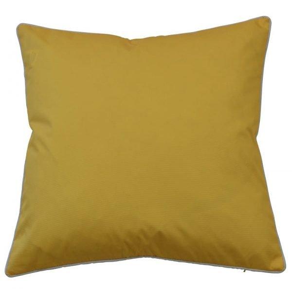 Monte Carlo Yellow Cushion Cover