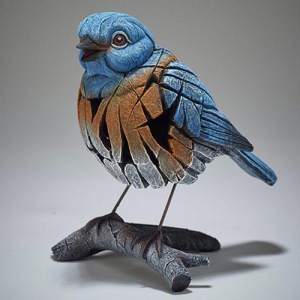 Western Bluebird Contemporary Sculpture