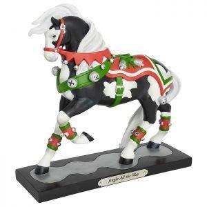 Jingle All The Way Figurine by Lorna Matsuda