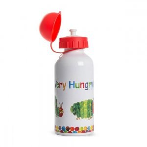 Very Hungry Caterpillar Aluminium Water Bottle