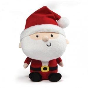 Jolly Santa Claus Plush Toy