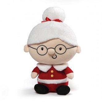 Mrs. Rosey Claus Plush Toy