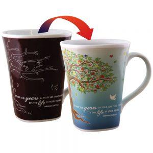 Story of Life - Colour Changing Story Mug