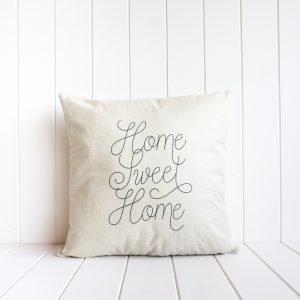 Home Sweet Home Indoor Cushion