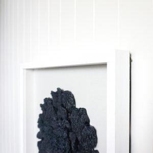 Noir Coral 3D Premium Art