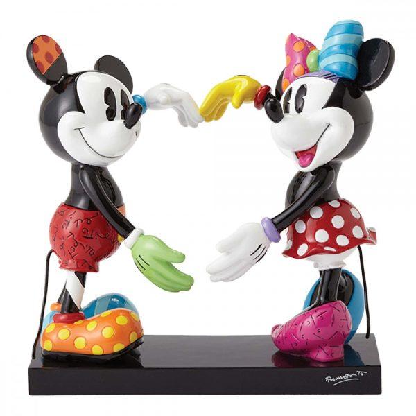 Minnie Mouse Heart Figurine