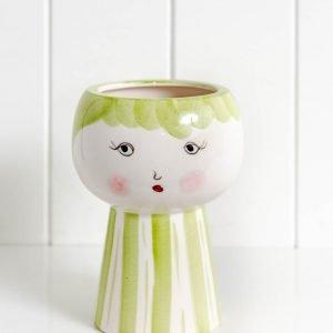 Petuna Face Vase - Set of 2