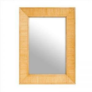 Classic Layla Natural Mirror - 57 x 78cm