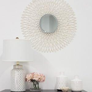 Circular Starburst Mirror