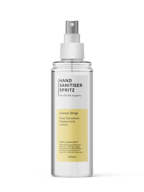 Lemon Drop Blend Hand Sanitiser Spritz