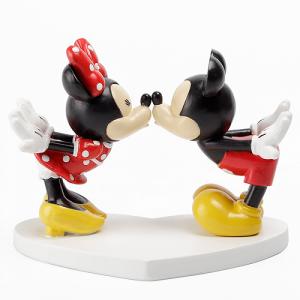 Mickey & Minnie True Love Figurine