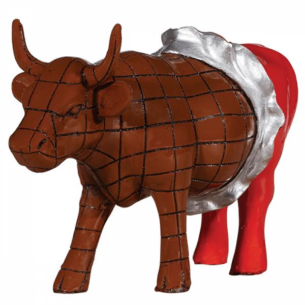 Zurich Cow Parade Sculpture