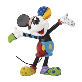 Disney Mickey Mouse Arms Out Mini Figurine