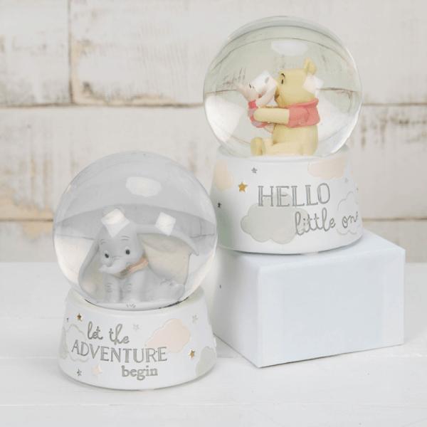 Pooh & Piglet Snow Globe