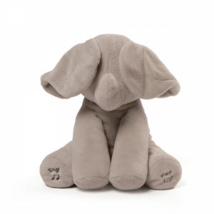 Flappy The Elephant Animated Plush