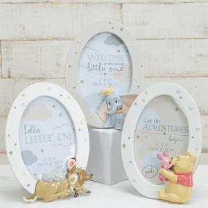 Pooh & Piglet Photo Frame