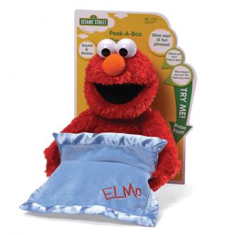 Sesame Street Peek-A-Boo Elmo