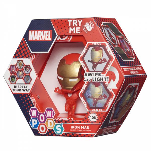 Marvel Iron Man WOW POD
