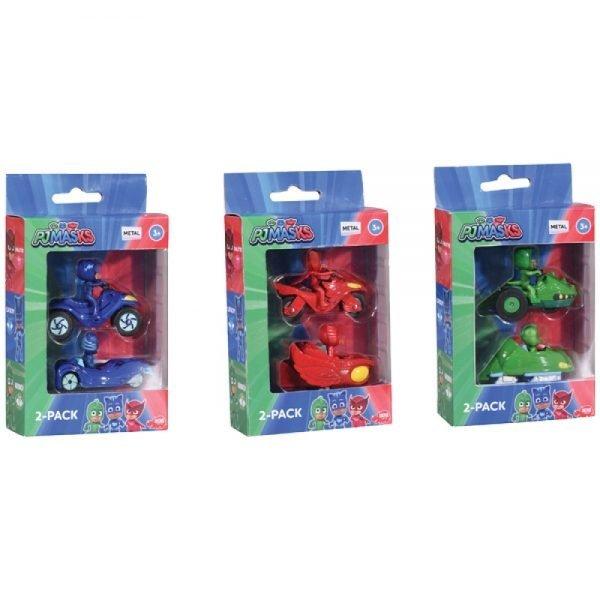 PJ Masks Twin Pack