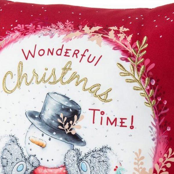 Wonderful Christmas Time Cushion