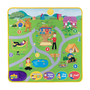 THE WIGGLES INTERACTIVE PLAYMAT - 81 CM