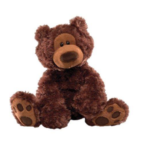 Philbin Chocolate Bear | Small | 33cm