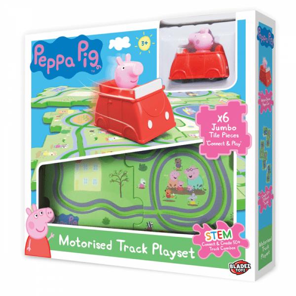 PEPPA PIG MOTORISED TRACK PLAYSET