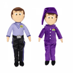 THE WIGGLES DRESS UP LACHY - 40CM