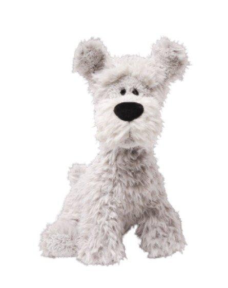 Bentley Grey Terrier Dog Plush