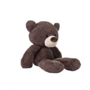 Fuzzy Chocolate Bear | Extra Large Plush | 61CM