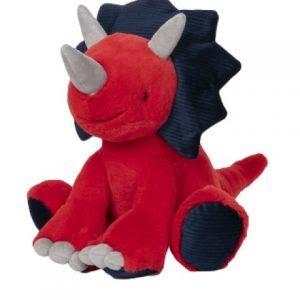 Carson Triceratops Dinosaur | Soft Plush Toy