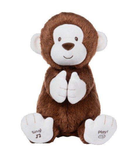 Clappy The Monkey | Animated Plush