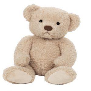 Cindy Beige Bear | Soft Plush Toy |20CM